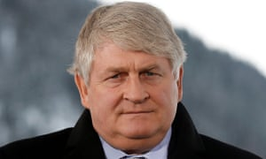 Denis O'Brien, largest shareholder in INM.