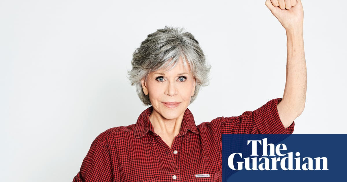 Jane Fonda on the climate fight: 'The cure for despair is action'