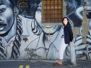 Screenwriter Sarah Solemani, photographed on Ridley Road in east London – the setting and title for her new BBC One drama.