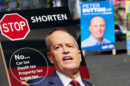 'Labor's plan was bold, and bold is easy to portray as scary.'