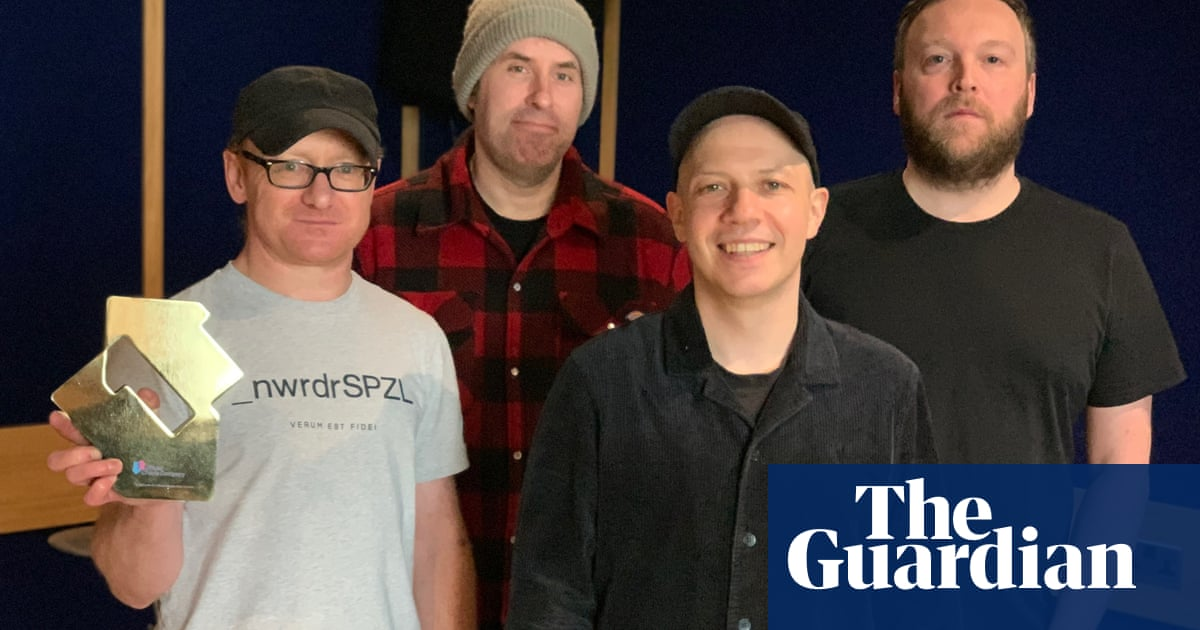 Mogwai score first No 1 album after 25 years: Its totally surreal