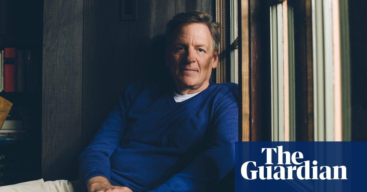 Michael Lewis: 'I didn't believe in ghosts until I read Neil Gaiman'