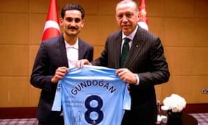 Gündoğan shirt