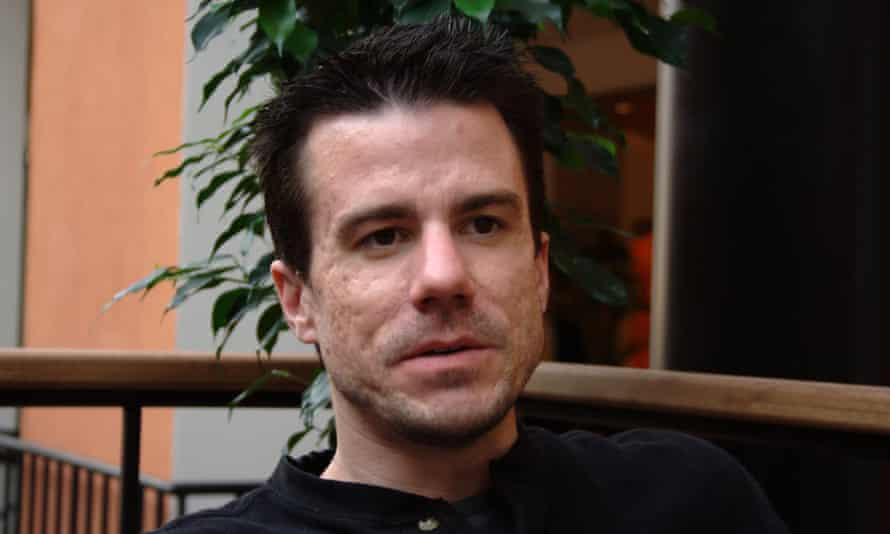 Ian Murdock, in a photo taken in April 2008, who has died in San Francisco aged 42.