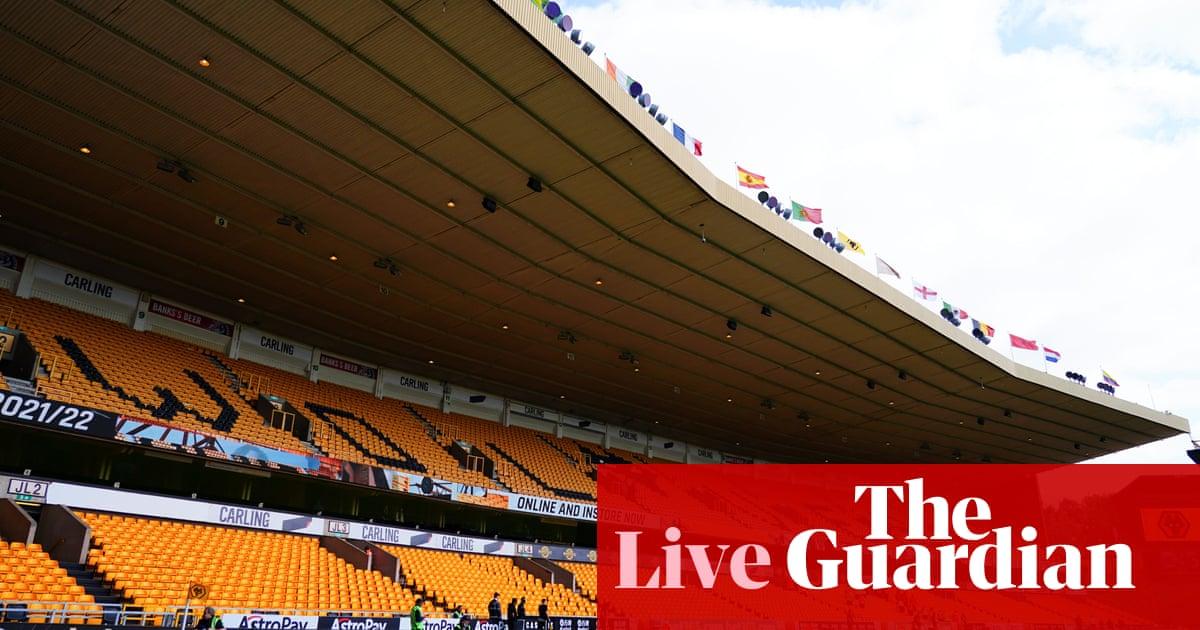 Wolves v Manchester United: Premier League – live!