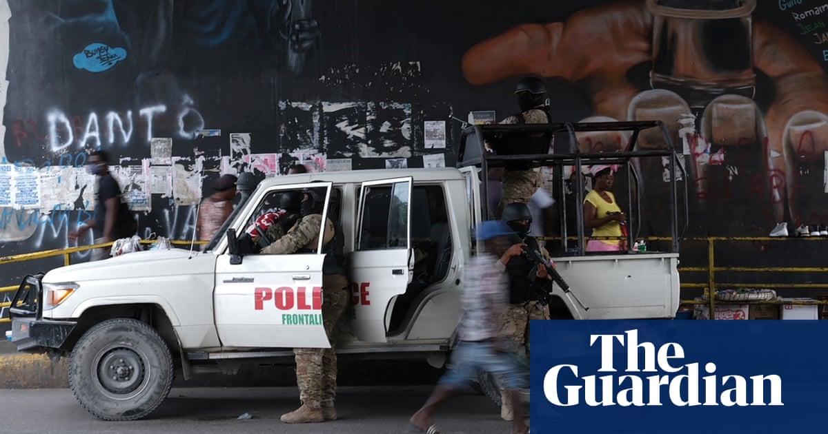 Haiti authorities seek three more people after killing of president