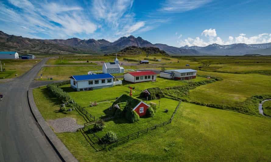 Borgarfjörður eystri, east Iceland