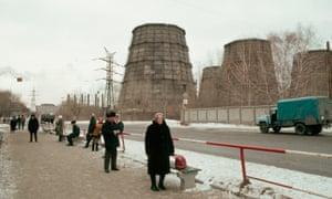 Chelyabinsk in 1991