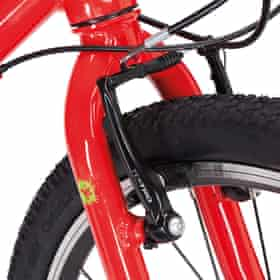 Frog bike detail