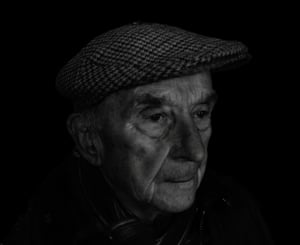Peter Francis, 84, former electrician at Elliot Colliery