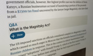 Example of an embeddable snippet created to answer readers' questions.