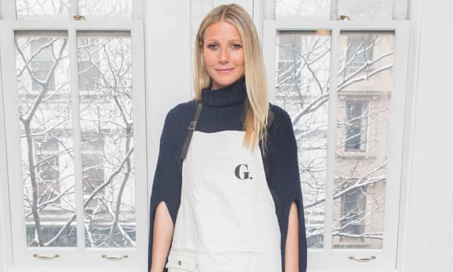 'I can monetize those eyeballs,' Gwyneth Paltrow says.