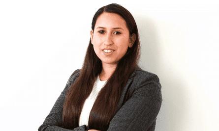 Tannia Ventura is FreeFrom's entrepreneurship program manager