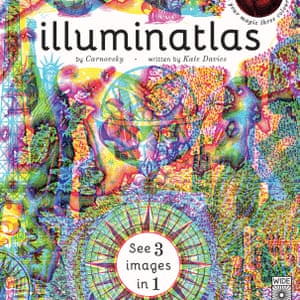 Illuminatlas book cover.