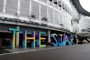 The Star Casino in Sydney.