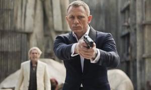 Apparently he's a fan of Villeneuve … Daniel Craig as James Bond.