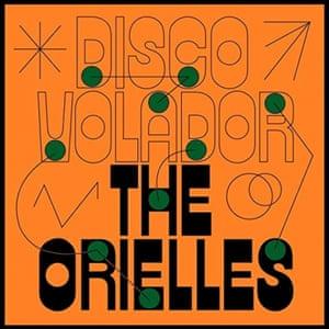 The Orielles: Disco Volador art work