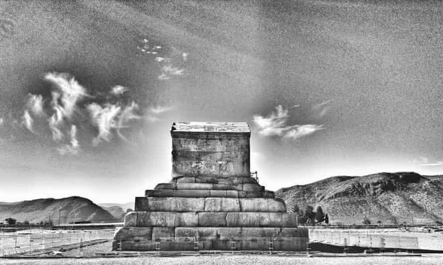 Tomb of Cyrus the Great, Pasargadae, Iran