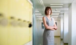 Prof Pamela Kearns of Birmingham University