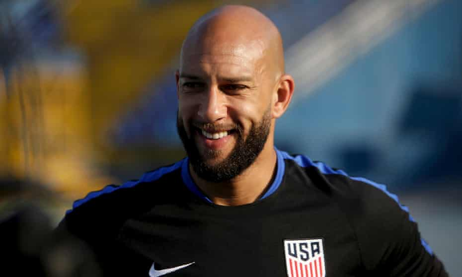 The USA goalkeeper Tim Howard says he is confident fans will keep politics separate from football against Mexico