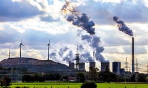 E.ON coal power station