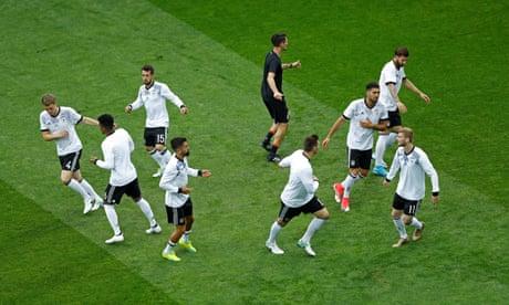 Australia v Germany: Confederations Cup – live!