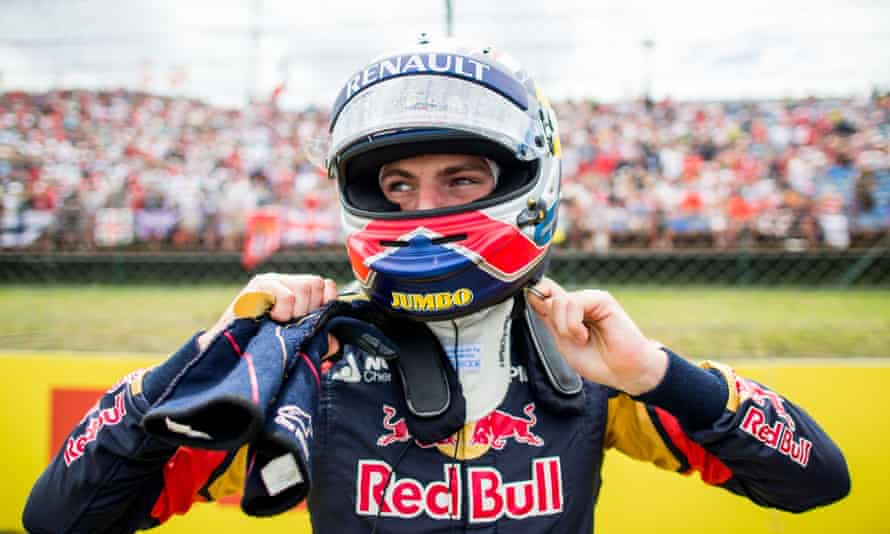Max Verstappen, who turns 18 in September, will now use the four-week summer break to brush up on his road skills.