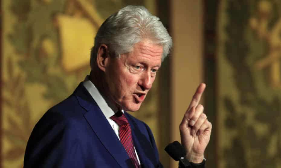 Bill Clinton … The President Is Missing.