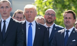 Belgian PM Charles Michel (right). But you knew that.