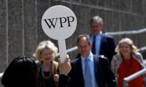 WPP shareholder meeting