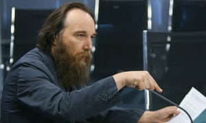 'An outreach person to white nationalists abroad.' Alexander Dugin.