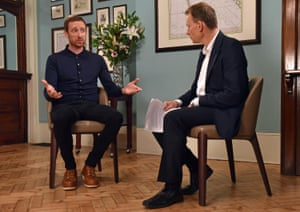 Wiggins on the BBC's Andrew Marr Show last weekend.