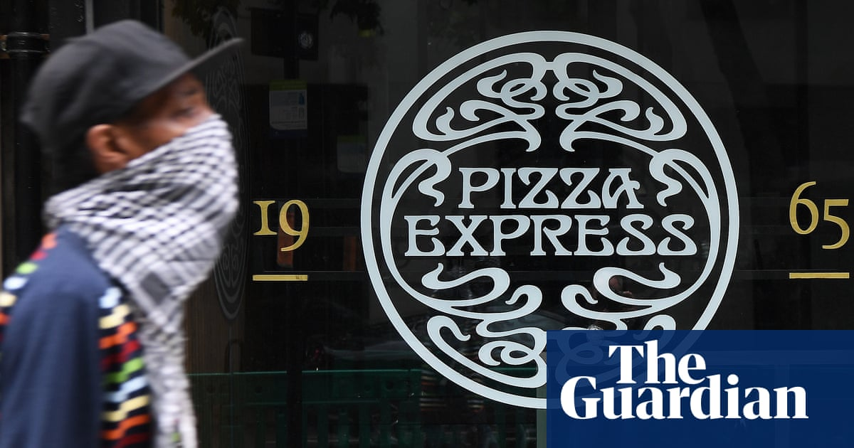 Pizza Express to close up to 75 restaurants, risking 1,000 jobs - The Guardian