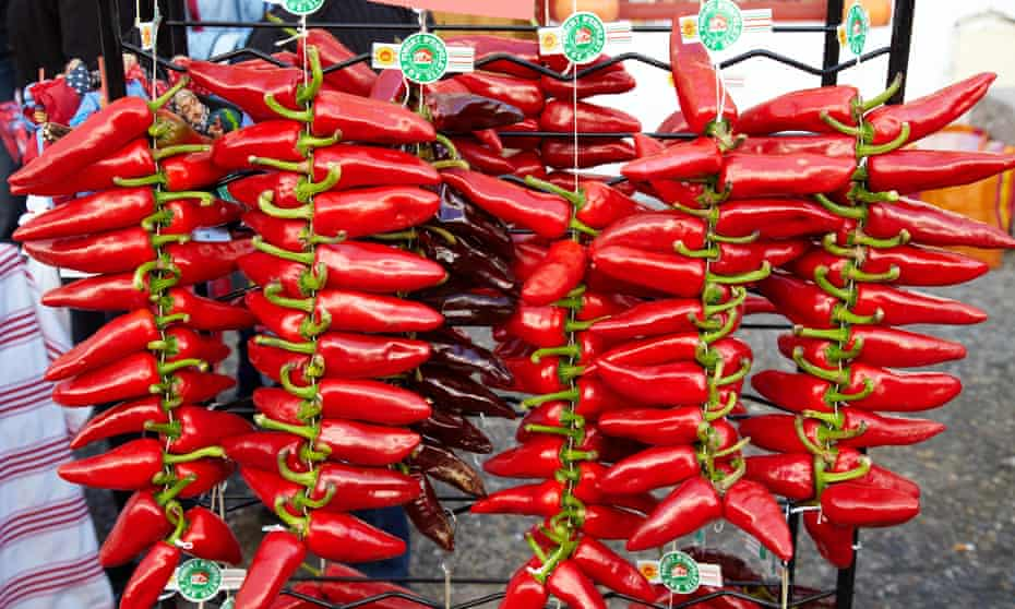Espelette Pepper Festival, Basque Country