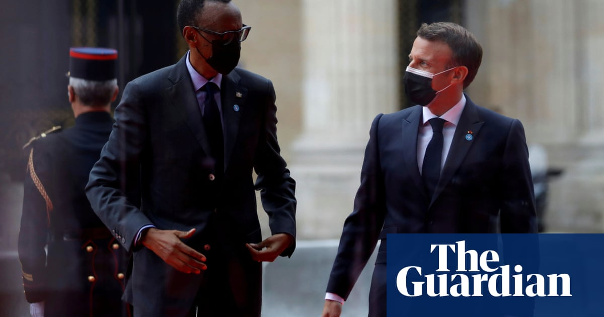 Macron to visit Rwanda to 'write new page' in French relationship