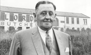 Bob Lord's incendiary remarks about Manchester United led to a hot-tempered match at Turf Moor in March 1958.