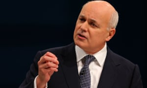 Iain Duncan Smith, who supports Britain leaving the European Union.