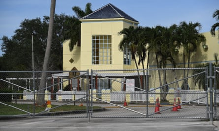 Riverglades elementary school in Broward county. 'Nobody has a set plan, because every time you think of something, something else comes up that's going to counteract that.'