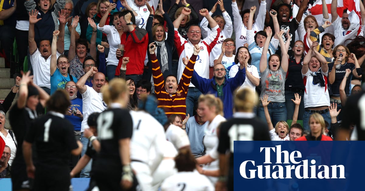 RFU hopes government will help it land 2025 women's World Cup