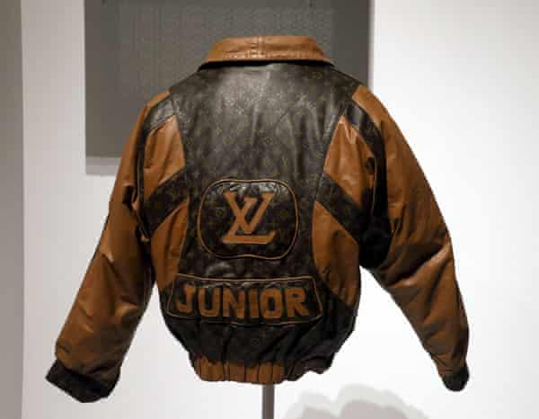 One of Dapper Dan's jackets