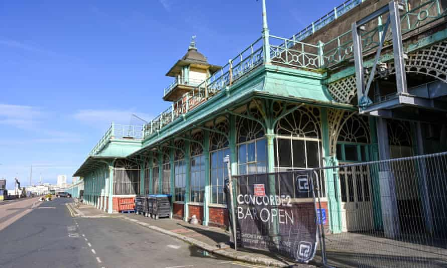 The Concorde 2 venue in Brighton, which was forced into temporary closure due to the pandemic, is one of the 1,385 applicants awarded relief funding under the government's scheme last week.