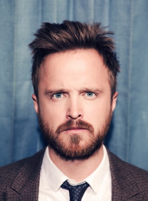 Aaron Paul: 'I lived and breathed every moment of Jesse's life – and then some.'