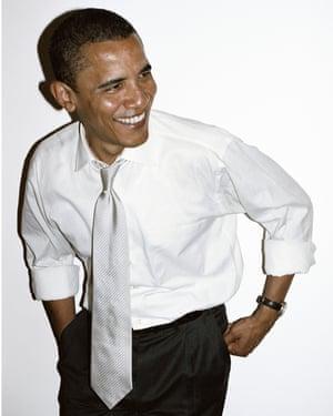 Obama in 2007