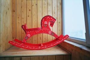 Rocking Horse 2007