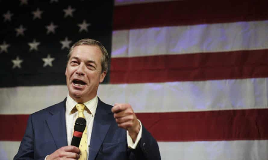 'What the hell was Farage doing addressing an Alabama state rally to back some random senate campaign.'
