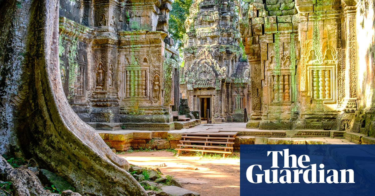 The real urban jungle: how ancient societies reimagined what cities could be – podcast