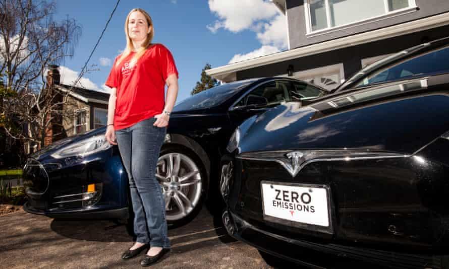 AJ Vandermeyden sued Tesla, alleging discrimination and harassment, among other concerns.