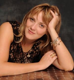 Jen Kirkman in 2010.