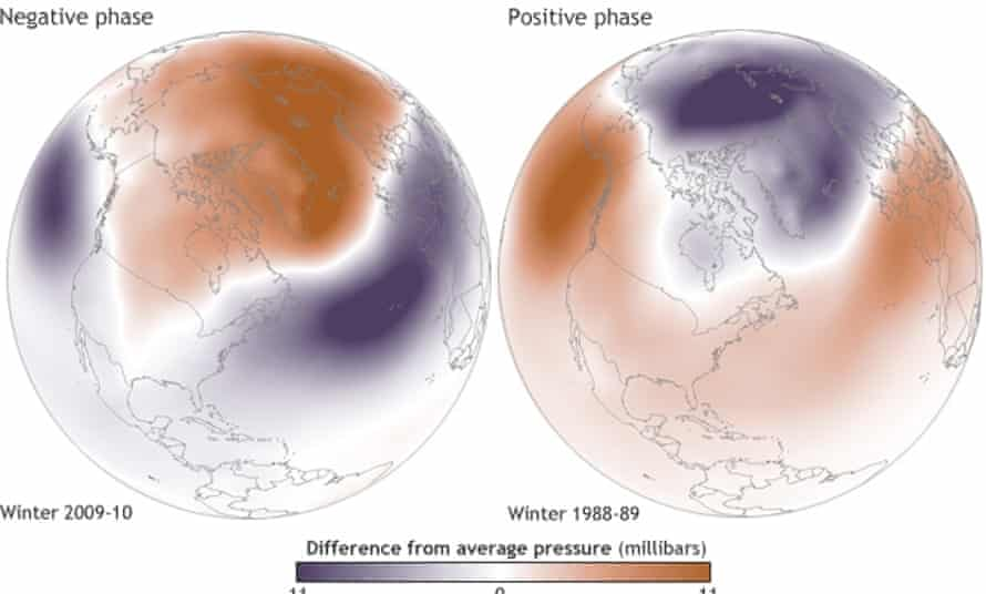 Noaa polar vortex