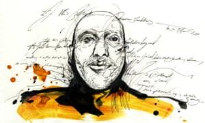 Illustration by Alan Vest for Review